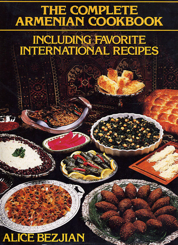 Complete armenian cookbook the cookbooks books for Armenian cuisine cookbook