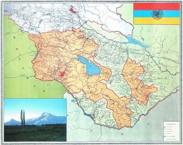 Republics of Armenia and Artsakh