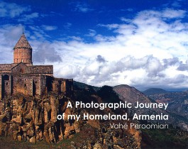 Photographic Journey of my Homeland, Armenia, A