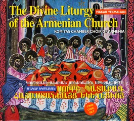 Divine Liturgy of the Armenian Church, The