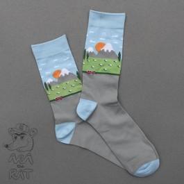 Hye Socks - Mount Ararat