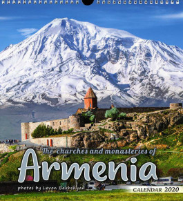 Churches and Monasteries of Armenia 2020 Calendar