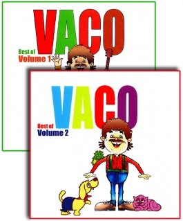 Best of Vaco Volumes 1 & 2 set