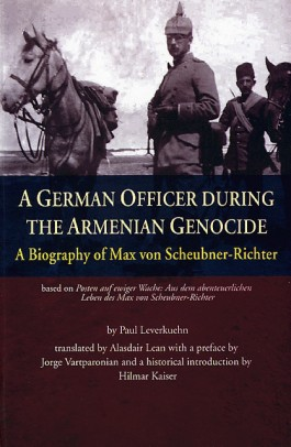 German Officer during the Armenian Genocide, A