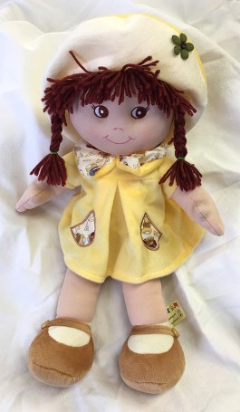 Armenian Talking Girl Doll