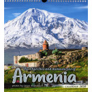 Churches and Monasteries of Armenia 2020 Calendar