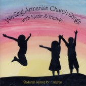 We Sing Armenian Church Songs