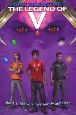 Legend of V, The: Book 1