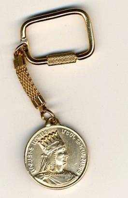 Tigran the Great Keychain
