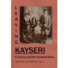Leaving Kayseri